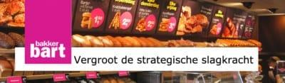 Bakker Bart: Vergroot de strategische slagkracht