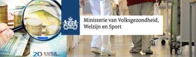 Min VWS: Strategische sessie Fraudebestrijding