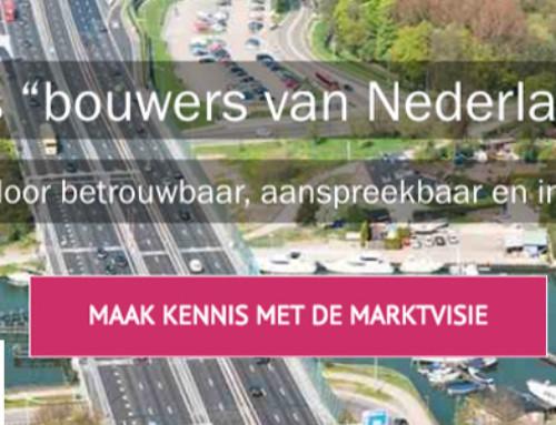 Rijkswaterstaat: visie met gezamenlijk belang
